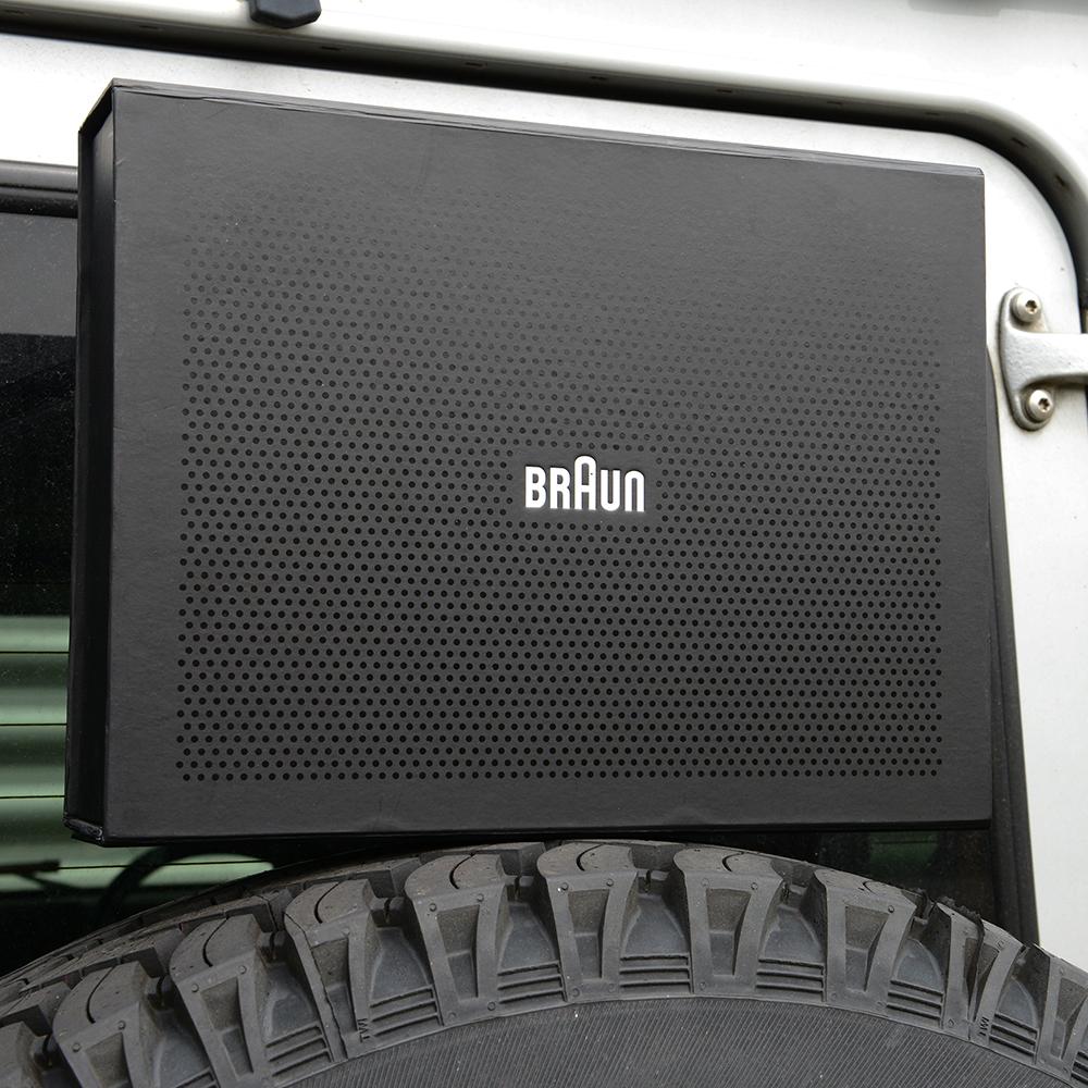 Braun Personalised Packaging