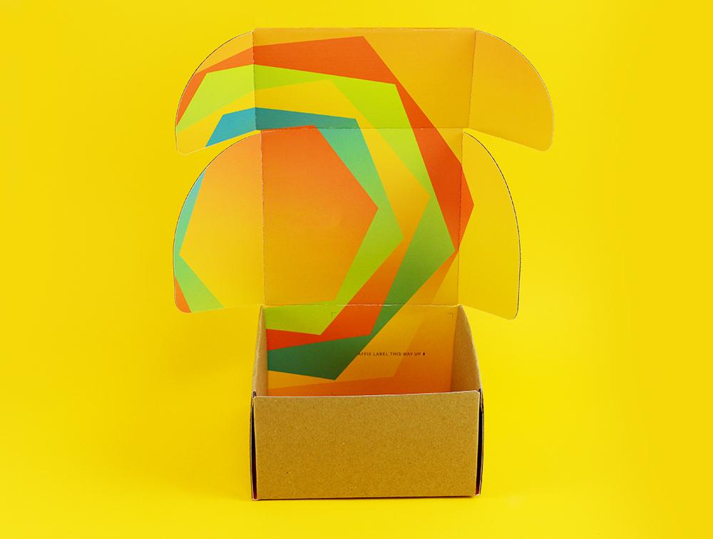 Cyberpac packaging