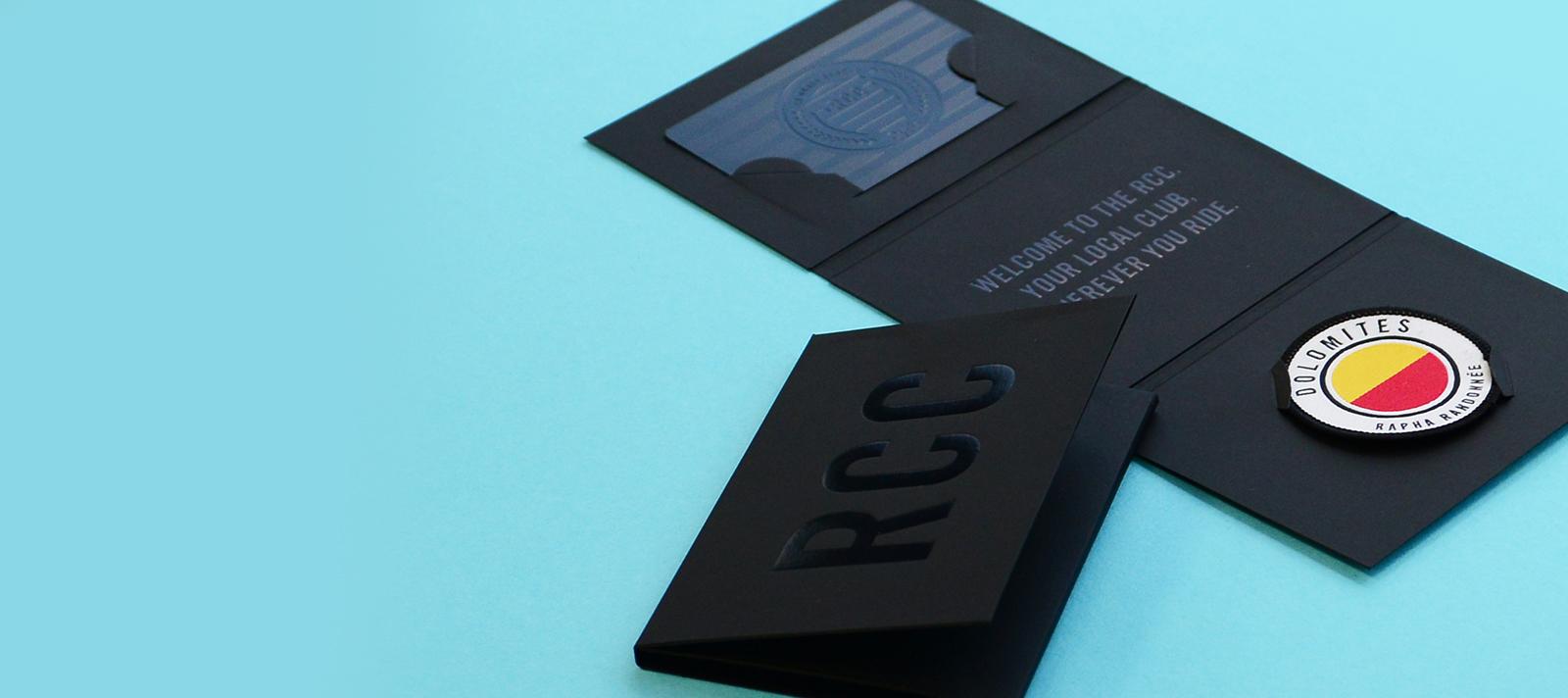 Rapha CC Card Memebership Packs