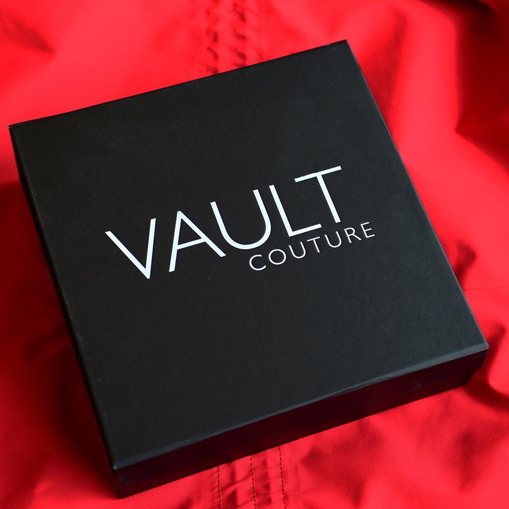 Vault Couture - Bespoke and personalised packaging
