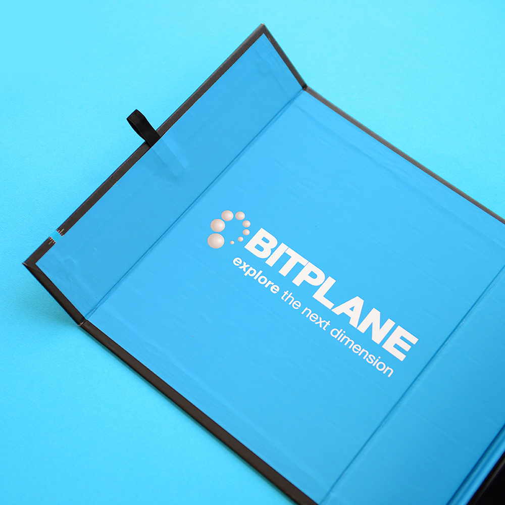 BITPLANE Bespoke and personalised Packaging
